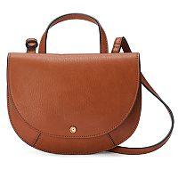 LC Lauren Conrad Cheval Crossbody Bag