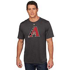 Men's Majestic Arizona Diamondbacks Official Logo Tee