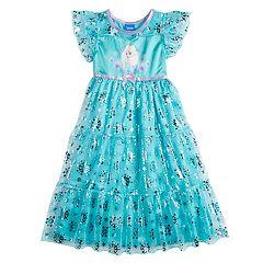 b099b88bc3 Disney s Frozen Elsa Toddler Girl Fantasy Nightgown