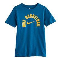 Boys 8-20 Nike Basketball Tee
