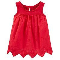 Baby Girl OshKosh B'gosh® Embroidered Top