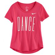 Girls 7-16 Nike Dri-FIT 'Dance' Tee