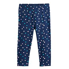Baby Girl Jumping Beans® Print Long Leggings