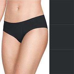Women's Under Armour 3-pack Pure Stretch Hipster Panty 1325616