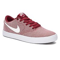 Nike SB Check Solar Canvas Women's Sneakers