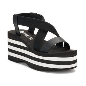 Unleashed by Rocket Dog Lilac ... Women's Platform Sandals