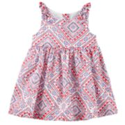 Baby Girl OshKosh B'gosh® Bandana Print Dress