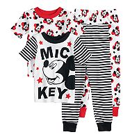 Disney's Mickey Mouse Toddler Boy Tops & Bottoms Pajama Set