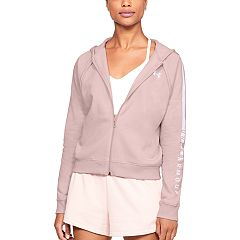 Women's Under Armour Rival Fleece Full Zip Hoodie