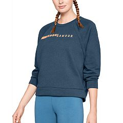 Women's Under Armour Rival Fleece Raglan Sweatshirt