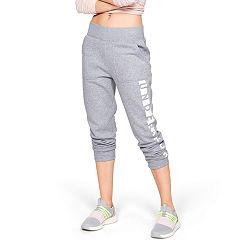Women's Under Armour Rival Fleece Mid-Rise Pants