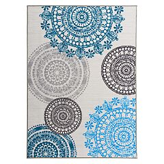 World Rug Gallery La Jolla Modern Contemporary Medallion Rug