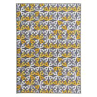 World Rug Gallery La Jolla Contemporary Modern Geometric Rug