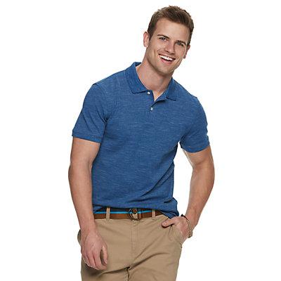 Men's SONOMA Goods for Life? Super Soft Pique Polo