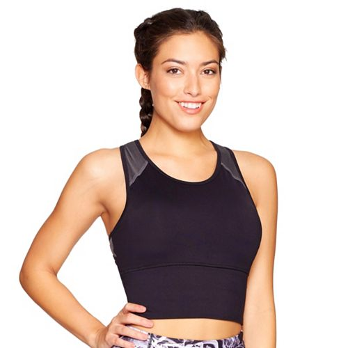 Women's Colosseum Exhilaration Cropped Tank