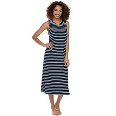 Women's SONOMA Goods for Life™ French Terry Lounge Dress
