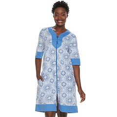 Women's Croft & Barrow® Printed Caftan Robe