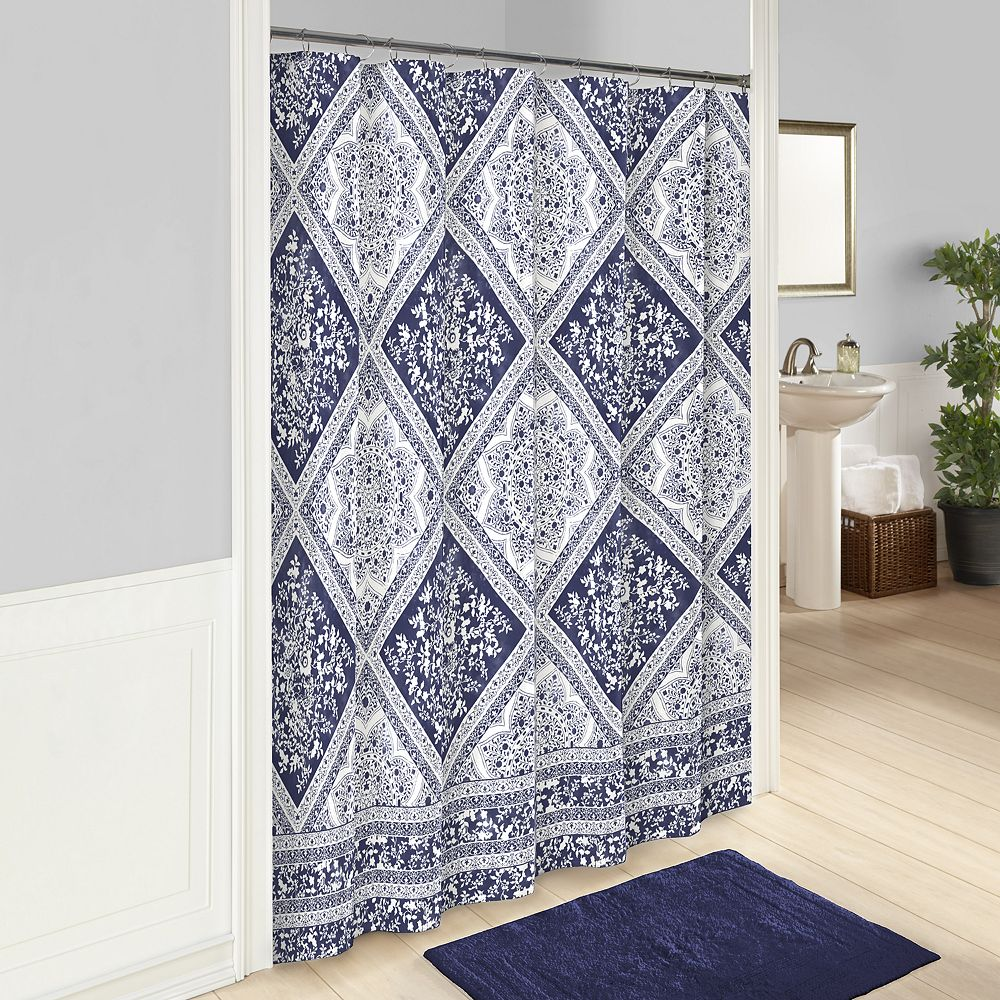 Marble Hill Brielle Shower Curtain