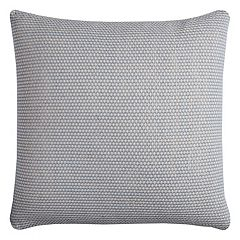 Rizzy Home Solid Textured Technique Throw Pillow