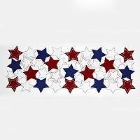 Celebrate Americana Together Star Cutout Table Runner - 36