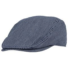 Men's Levi's Railroad Striped Flat Top Ivy Cap