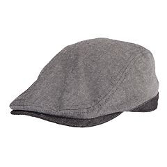 Men's Levi's® Pieced Flat Top Ivy Cap with Back Adjuster