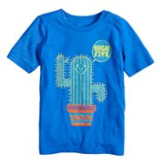 Boys 4-10 Jumping Beans® Cactus 'High Five' Graphic Tee