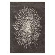World Rug Gallery Florida Modern Abstract Shag Rug