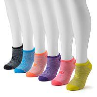 Women's Champion 6 pkCushioned No-Show Socks