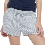 Juniors' SO® Dolphin Hem Soft Shorts