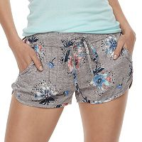 Juniors' SO® Dolphin Hem Soft Shorts
