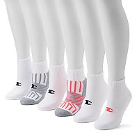 Women's Champion 6-pk. Cushioned Ankle Socks