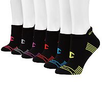 Women's Champion 6 pkCushioned Heel Tab No-Show Socks