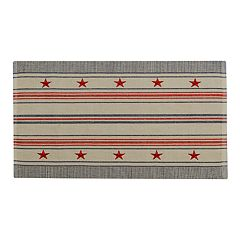 Celebrate Americana Together Woven Stars & Stripes Placemat