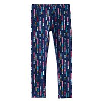 Girls 4-10 Jumping Beans® Long Embellished Leggings