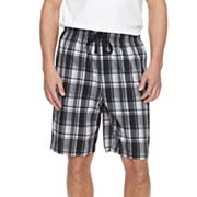 Men's Croft & Barrow® True Comfort Stretch Woven Sleep Shorts
