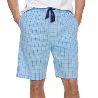 Men's Croft & Barrow® True Comfort Stretch Woven Sleep Shorts