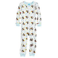 Disney's Mickey Mouse Baby Boy Footless One-Piece Pajamas