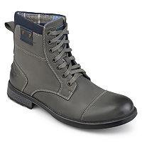 Vance Co. Hawes Men's Combat Boots