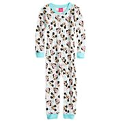 Disney's Minnie Mouse Toddler Girl Footless Pajamas