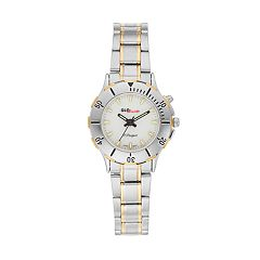 Peugeot Women's GLO-Brite Two Tone Watch - 545-3
