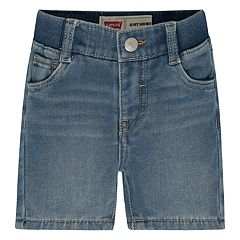 Baby Boy Levi's® Knit Denim Shorts