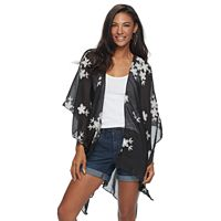 SONOMA Goods for Life™ Embroidered Floral Kimono