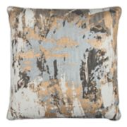 Rizzy Home Doh Abstract Throw Pillow