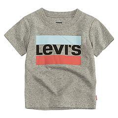 Baby Boy Levi's® Classic Logo Graphic Tee
