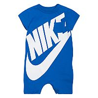 Baby Boy Nike Graphic Romper