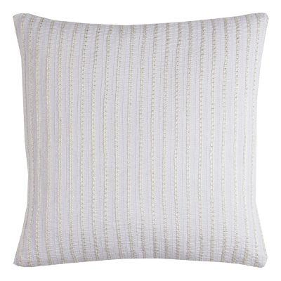 Rizzy Home Textured Stripe Throw Pillow