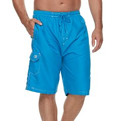 Big & Tall Champion Microfiber Board Shorts