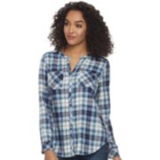 Women's SONOMA Goods for Life? Pocket Blouse