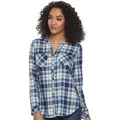 Women's SONOMA Goods for Life™ Pocket Blouse